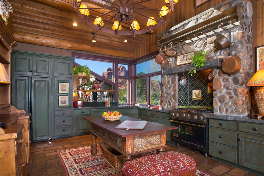 back o beyond luxury home sedona