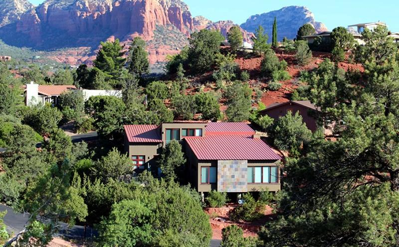 Beautiful Sedona Luxury Home