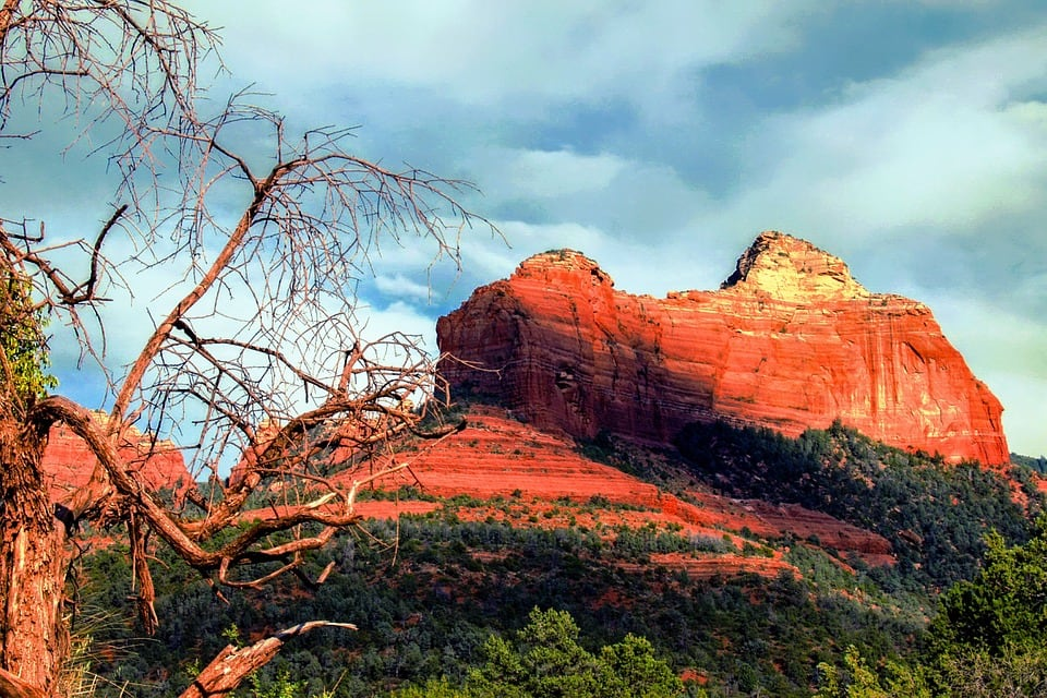 spring in sedona arizona