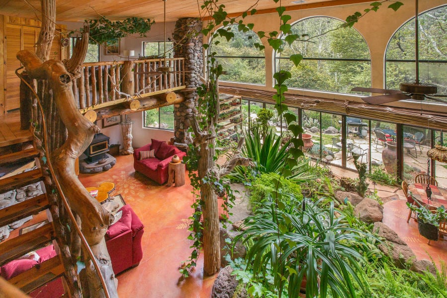 oak creek canyon home for sale